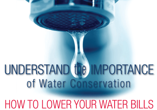 Lower Your Water Bill Identify Leaks